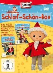 Unser Sandmännchen - Schlaf-Schön-Box [2 DVDs]