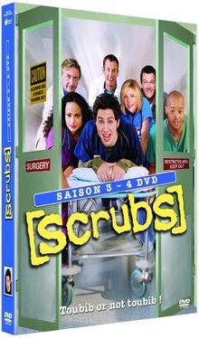 Scrubs : L'intégrale saison 3 - Coffret 4 DVD [FR IMPORT]