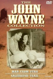 Man From Utah & Sagebrush Trail [Import USA Zone 1]