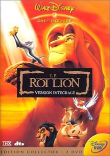 Le Roi Lion - Édition Exclusive 2 DVD [FR Import]