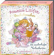 Prinzessin Lillifees Geschichtenschatz: 24 zauberhafte Vorlesekarten