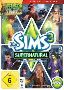 Die Sims 3: Supernatural (Add-On) - Limited Edition