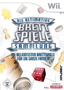 Die ultimative Brettspiele-Sammlung - Die beliebtesten Brettspiele für die ganze Familie
