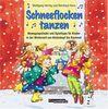 Schneeflocken tanzen - CD: Bewegungslieder und Spieltipps für Kinder in der Winterzeit von Kürbiskopf bis Karneval
