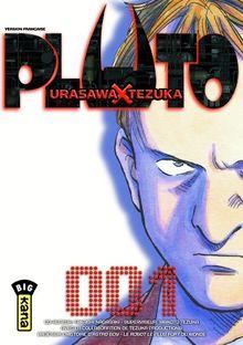 Pluto, Tome 1 :