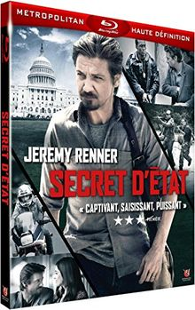Secret d'état - kill the messenger [Blu-ray] [FR Import]