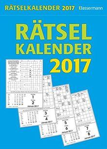 Rätselkalender 2017