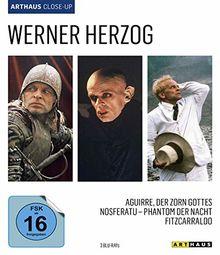 Werner Herzog / Arthaus Close-Up [Blu-ray]