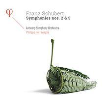 Schubert: Sinfonien Nr. 2 & 5