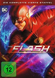 The Flash - Die komplette vierte Staffel [5 DVDs]