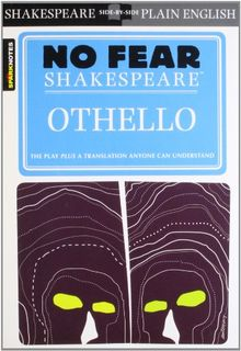 No Fear Shakespeare: Othello (Sparknotes No Fear Shakespeare)