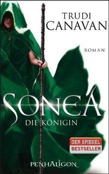 Sonea, 3: Die Königin
