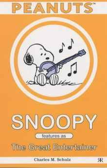 Schulz, Charles M. : Snoopy features as The Great Entertainer (Peanuts Pocket)