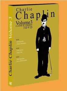 Chaplin : Volume 3 - Digipak [FR Import]