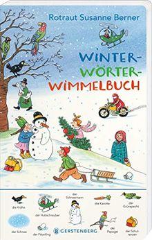 Winter-Wörterwimmelbuch