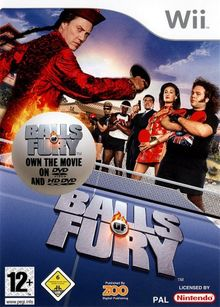 Balls of Fury [UK Import]