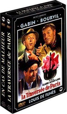 La traversée de Paris - En cas de malheur - Coffret 2 DVD [FR Import]