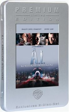 A.I. - Künstliche Intelligenz (im Metalpak) [2 DVDs]