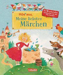 Hör mal: HÖR MAL Meine liebsten Märchen: mit 16 märchenhaften Geräuschen