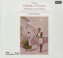 L'elisir D'amore (Limited Edition)