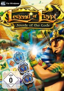Legend of Egypt - Jewels of the Gods - [PC]
