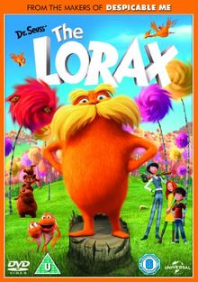 DR SEUSS' THE LORAX-DVD [UK Import]