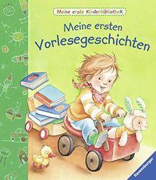 Meine erste Kinderbibliothek: Meine ersten Vorlesegeschichten