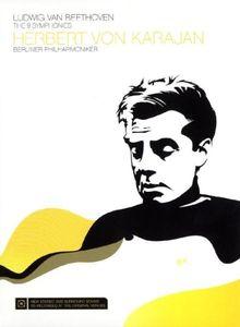 Herbert v. Karajan - Beethoven: Die 9 Sinfonien [3 DVDs]