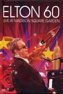Elton John - Elton 60-Live At Madison Square Garden (Hardback) [2 DVDs]