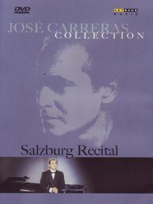 José Carreras - Collection: Salzburg Recital (NTSC)