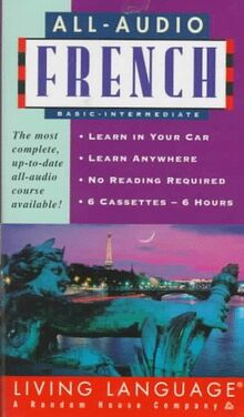 All-Audio French Cassette (All-Audio Courses)