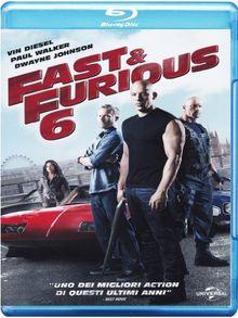 Fast & furious 6 [Blu-ray] [IT Import]