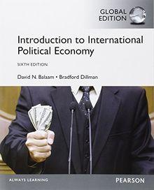 Introduction to International Political Economy: International Edition