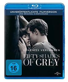 Fifty Shades of Grey - Geheimes Verlangen (inkl. Digital HD Ultraviolet) [Blu-ray]