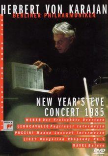 Die Berliner Philharmoniker - New Year's Eve Concert 1985