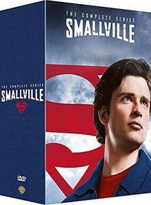 Coffret intégrale smallville, saisons 1 à 10
