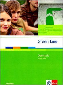 Green Line Oberstufe. Schülerbuch. Klasse 11/12 (G8) ; Klasse 12/13 (G9). Ausgabe für Thüringen