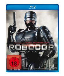RoboCop (Director's Cut) [Blu-ray]