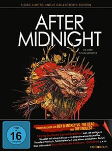 After Midnight - Die Liebe ist ein Monster - Limited Edition - Mediabook (+ DVD) (+ Bonus-Blu-ray)