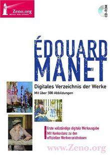 Zeno.org 016 Édouard Manet - Digitales Verzeichnis der Werke