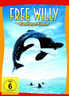 Free Willy Collection [4 DVDs]