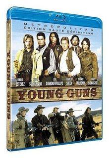 Young guns [Blu-ray] [FR Import]