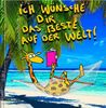 Ich wünsche dir das Beste auf der Welt!: Cartoon-Geschenkbuch