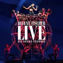 Helene Fischer Live - Die Arena Tournee (Ltd. Fanedition inkl. Tourdoku) [2DVD, BluRay, 2CD]