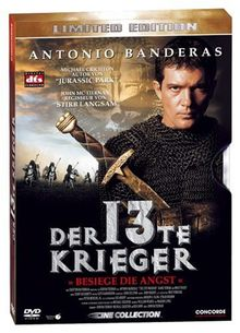 Der 13te Krieger (limitiertes Steelcase) [Limited Edition]