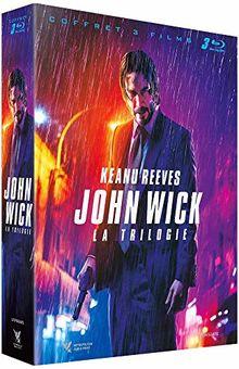 John Wick - La Trilogie [Blu-ray]