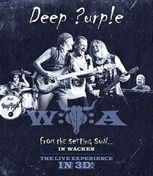 From The Setting Sun... (In Wacken) [Blu-ray 3D]