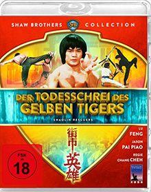 Der Todesschrei des gelben Tigers - Shaolin Rescuers [Blu-ray]