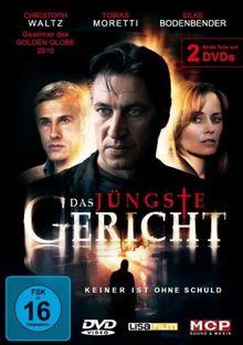 Das jüngste Gericht - Keiner ist ohne Schuld - beide Teile auf 2 DVDs (mit Oskar/ Golden Globe Gewinner sowie Hauptdarsteller vom Kinofilm Django Unchained - Christhop Waltz)