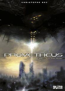 Prometheus 02: Blue Beam Project